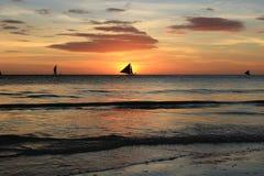 菲律宾, Boracay 免版税库存图片