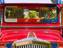 菲律宾jeepney 免版税库存照片
