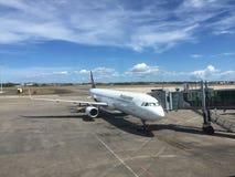 菲航空中客车A321 库存照片