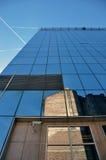 营业所玻璃大厦 图库摄影
