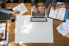 营业通讯公司企业家概念 图库摄影
