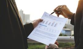 营业通讯连接人概念 免版税图库摄影