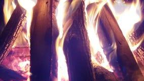 营火热 影视素材