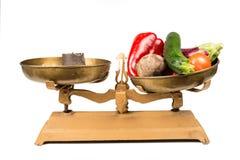 营养平衡 图库摄影