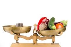 营养平衡 免版税库存照片