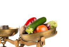营养平衡 免版税库存图片