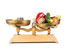 营养平衡 库存照片