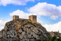 萨克斯管城堡 图库摄影