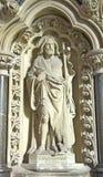 萨利大教堂 免版税库存照片