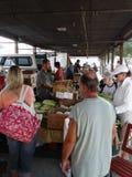 萨利姆农夫市场 免版税库存照片