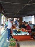 萨利姆农夫市场 免版税图库摄影