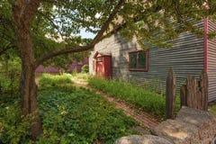 萨利姆马萨诸塞撒母耳皮克曼房子 库存照片