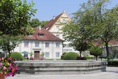 萨利姆,德国,年2013年 库存照片