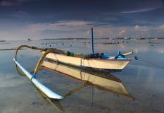 萨努尔海滩 库存图片