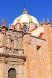 萨卡特卡斯州大教堂x 库存图片