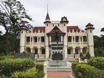 萨娜姆Chandra宫殿 库存图片