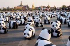 萨娜姆LUANG曼谷泰国3月4日 库存照片