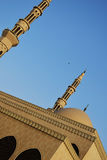 费萨尔国王清真寺,沙扎 免版税库存图片