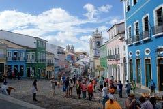 萨尔瓦多de巴伊亚 免版税库存图片