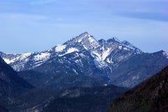 萨尔茨堡山 库存图片
