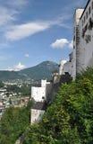 萨尔茨堡,奥地利 免版税库存照片