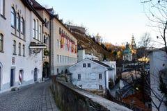 萨尔茨堡,奥地利 免版税图库摄影