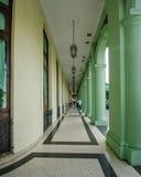 萨拉托加旅馆在哈瓦那,古巴 库存图片