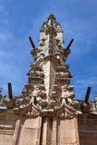 萨拉曼卡新的大教堂  免版税库存照片