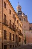 萨拉曼卡西班牙 库存图片