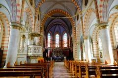 萨拉热窝大教堂 免版税库存照片