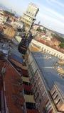 萨拉热窝市细节 库存照片