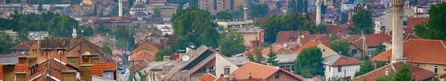 萨拉热窝 免版税库存照片