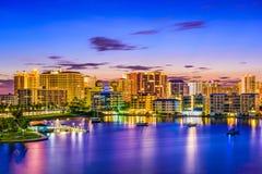 萨拉索塔,佛罗里达,美国 库存照片