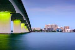 萨拉索塔,佛罗里达 库存照片