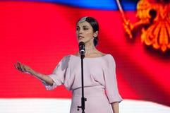 萨提Kazanova 库存图片