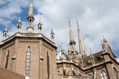 萨格拉多Corazon教会-科多巴-阿根廷 库存照片