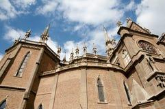 萨格拉多Corazon教会-科多巴-阿根廷 图库摄影