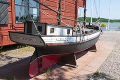洛维萨海博物馆 库存照片
