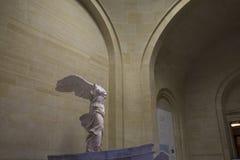 萨莫色雷斯岛,天窗,巴黎,法国胜利  库存照片