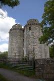 萨默塞特城堡 库存图片