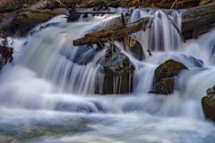 落下的瀑布,弗吉尼亚,美国 库存图片
