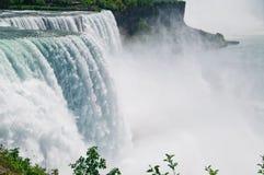 落新的尼亚加拉美国约克 免版税库存照片
