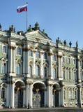 著名偏僻寺院地标俄语 免版税库存照片