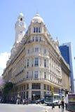 著名和好的19世纪历史的欧洲大厦 免版税库存图片