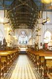 著名圣约翰斯大教堂 库存照片