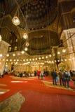 著名地方各种各样的旅游照片在开罗埃及 免版税图库摄影