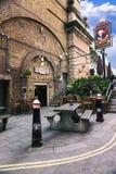 著名客栈在伦敦 免版税库存照片