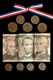 著名的美国人 免版税库存照片