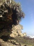 著名石灰岩地区常见的地形石头 库存图片