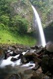 著名福尔图纳la瀑布 库存图片